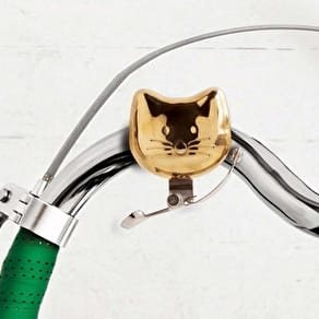 Cute Cat Face Bike Bell