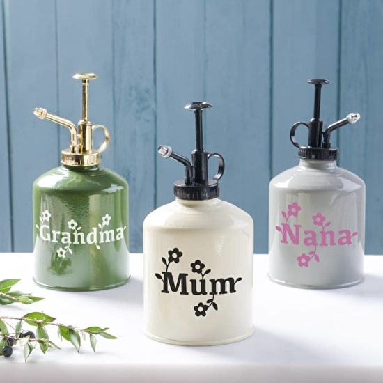 Personalised Plant Water Mister