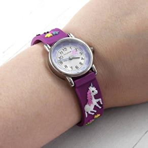 Personalised Childs Unicorn Watch