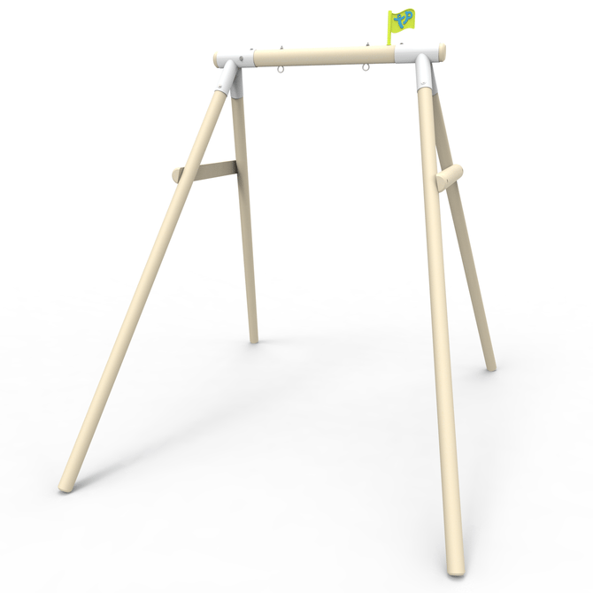 Single Knightswood Builder swing frame